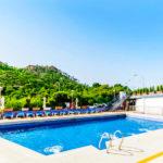 Hotel Maya Alicante: Hotel en Alicante Piscina Exterior