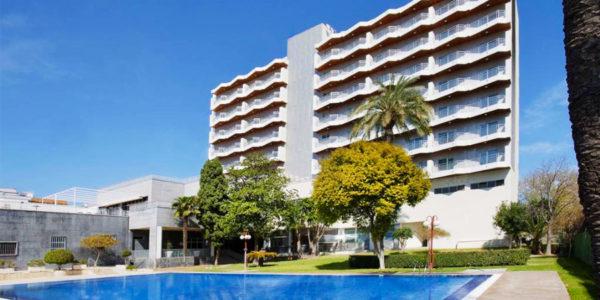 Piscina Hotel Medium Valencia