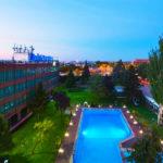 Hotel Melia Barajas: Hotel en Madrid Piscina al Aire Libre