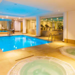 Hotel Melia Madrid Princesa: Hotel en Madrid Piscina Interior