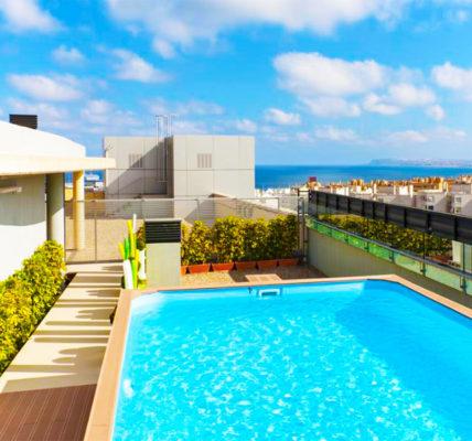 Piscina Hotel NH Alicante