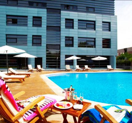 Piscina Hotel Nuevo Boston