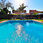 Hotel Oasis: Hotel en Córdoba con Piscina Exterior al Aire Libre