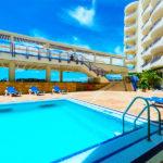 Hotel Playa Victoria: Hotel en Cádiz Piscina al Aire Libre