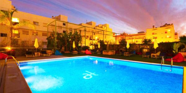 Piscina Hotel Port Feria Valencia