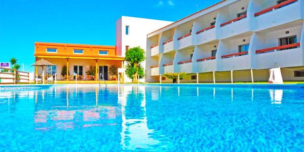 Piscina Hotel Pradillo Conil