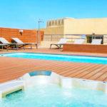 Hotel SB Ciutat de Tarragona: Hotel en Tarragona Piscina al Aire Libre