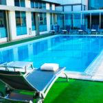 Hotel SH Valencia Palace: Hotel en Valencia Piscina en la Azotea