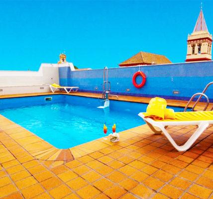 Piscina Hotel San Gil