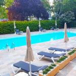 Hotel Senator Barajas: Hotel en Madrid Barajas Piscina al Aire Libre