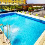Hotel Sercotel Alcalá 611: Hotel en Madrid Piscina al Aire Libre
