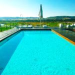 Hotel Sercotel El Encin Golf: Hotel en Alcalá de Henares Piscina al Aire Libre
