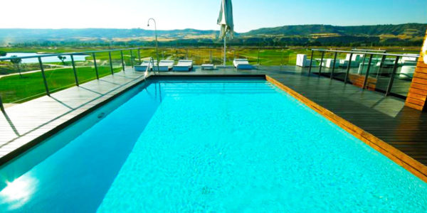 Piscina Hotel Sercotel El Encin Golf