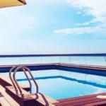Hotel Sercotel Suites del Mar: Hotel en Alicante Piscina con Vistas al Mar
