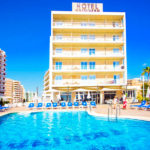 Hotel Servigroup Trinimar: Hotel en Castellón Piscina al Aire Libre