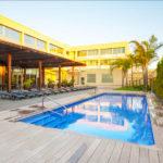 Hotel Tarraco Park Tarragona: Hotel en Tarragona Piscina al Aire Libre