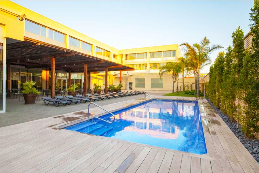 Piscina Hotel Tarraco Park Tarragona