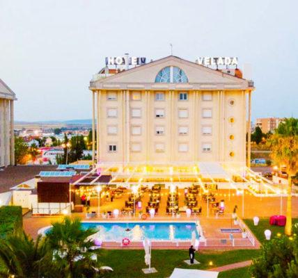 Piscina Hotel Velada Merida