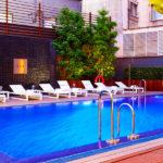 Hotel Wellington Madrid: Hotel en Madrid Piscina Cubierta y Piscina Exterior