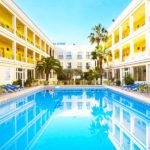 Hotel del Golf Playa: Hotel en Castellón Piscina al Aire Libre