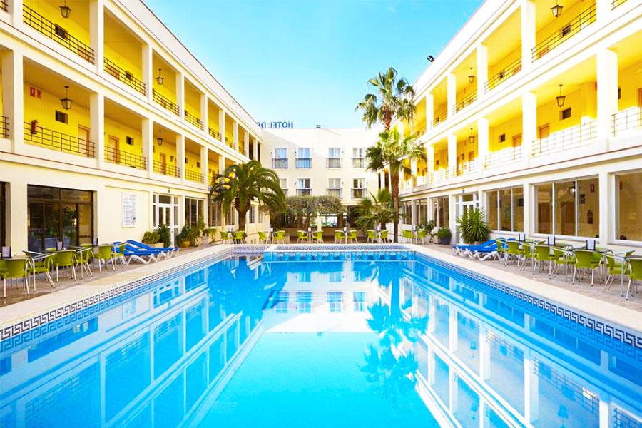 Piscina Hotel del Golf Playa