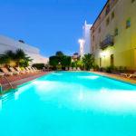 Hotel Monasterio de San Miguel: Hotel El Puerto de Santa María Piscina al Aire Libre