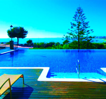 Piscina Thalasso Hotel El Palasiet