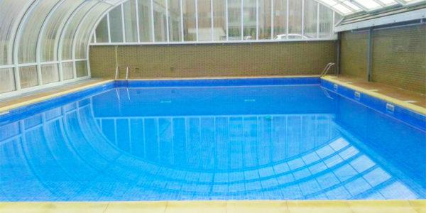 apartamento con piscina oviedo TORRE de la FUENTE Apto Parking