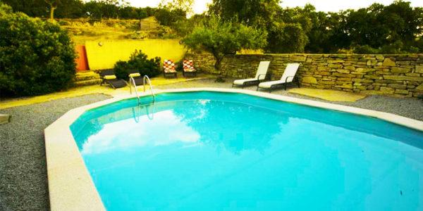 Casa rural con piscina zamora La Casa de los Arribes