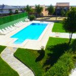 Casa Rivera Zamorana: Alojamiento en Zamora Piscina Exterior
