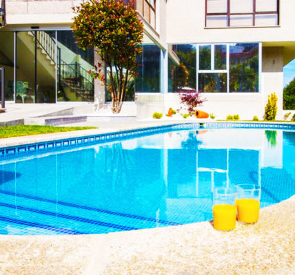 Chalet con piscina Vigo Sayanes Surf House