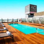 AC Hotel Alicante: Hotel en Alicante Piscina al Aire Libre