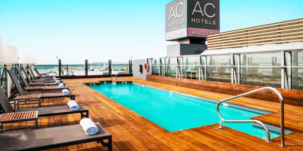 hotel con piscina alicante AC Hotel Alicante