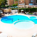 Hotel Port Alicante Playa de San Juan: Hotel en Alicante Piscina al Aire Libre
