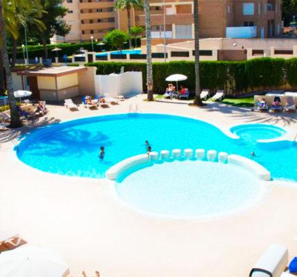 hotel con piscina alicante Port Alicante Playa de San Juan