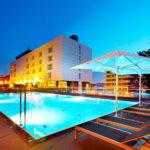 Hotel Occidental Bilbao: Hotel en Bilbao Piscina al Aire Libre