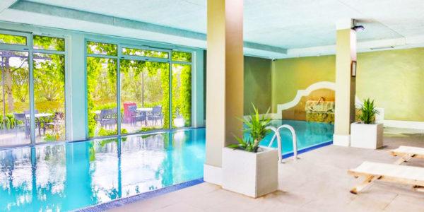 Hotel con piscina bilbao Palacio Urgoiti