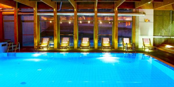 Hotel con piscina burgos Abba Burgos