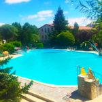 Camping Picon del Conde: Camping en Burgos Piscina Exterior al Aire Libre