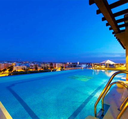 hotel con piscina cordoba Hotel Cordoba Center