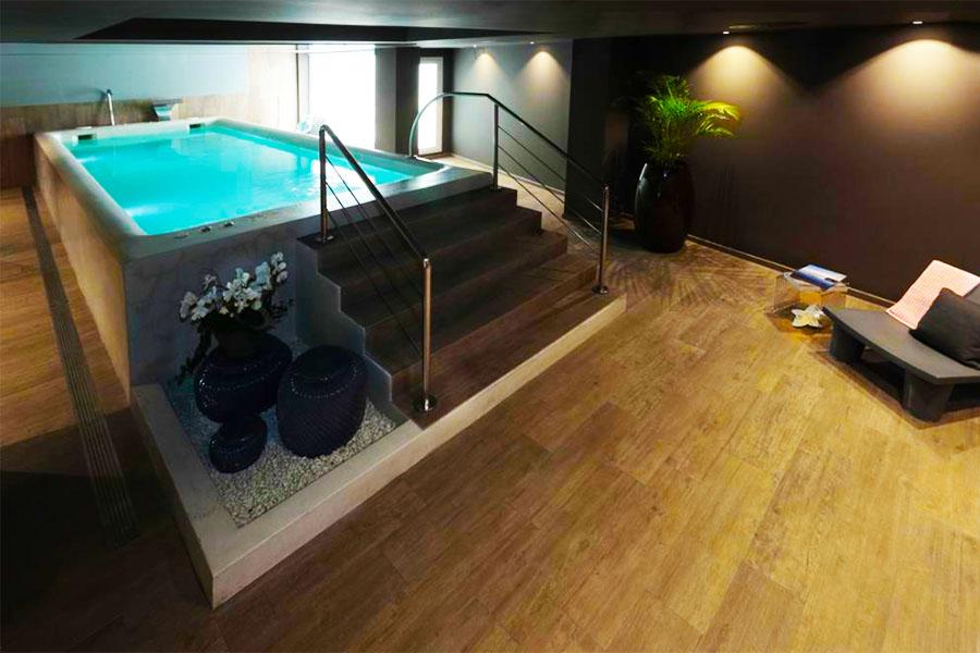 Hotel con piscina girona Ciutat de Girona