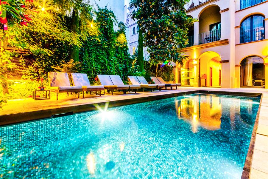 Hotel con piscina Girona Hotel Nord 1901 Superior