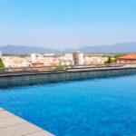 Hotel Palau de Bellavista Girona by URH: Hotel en Girona Piscina Azotea