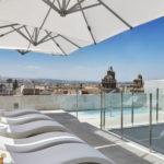 Granada Five Senses Rooms Suites: Hotel en Granada Piscina Vistas al Centro Histórico y Catedral