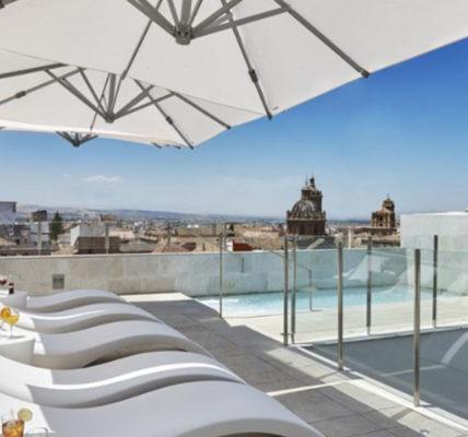 hotel con piscina granada Granada Five Senses Rooms Suites