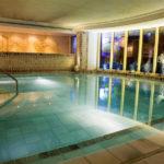 Los Angeles Hotel & Spa: Hotel en Granada Piscina Cubierta y Piscina al Aire Libre