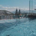 Barceló Carmen Granada: Hotel en Granada Piscina Azotea Vistas a la Alhambra