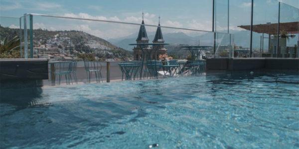 Hotel con piscina granada barcelo carmen garcia
