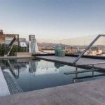 Catalonia Granada: Hotel en Granada Piscina Azotea