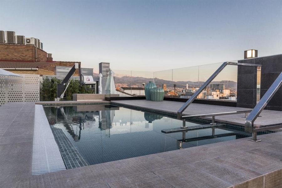 hotel con piscina granada catalonia Granada